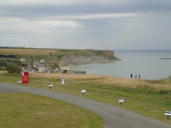D-Day Beaches (Plages du Debarquement de la Bataille de Normandie): baie d'arromanches