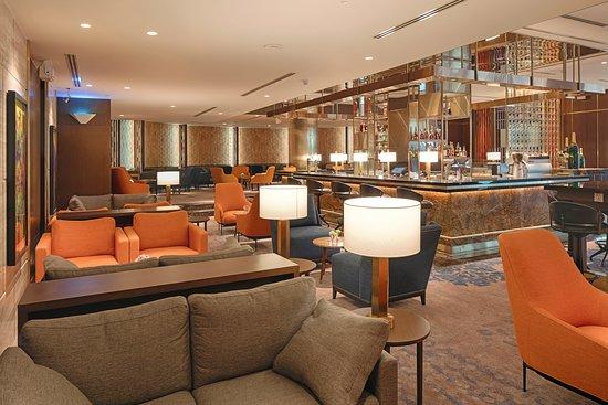 Sheraton Hotel Hk The Cafe