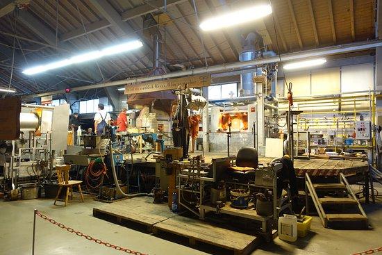 Wolfach, Tyskland: Der Ofen
