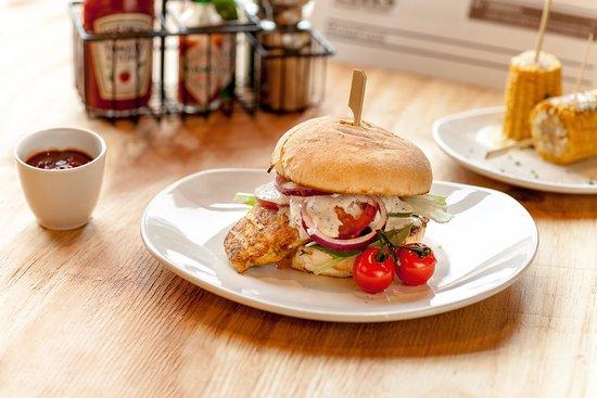 Photo of American Restaurant Ellis Gourmet Burger-De Keyserlei at De Keyserlei 21, Antwerp 2018, Belgium