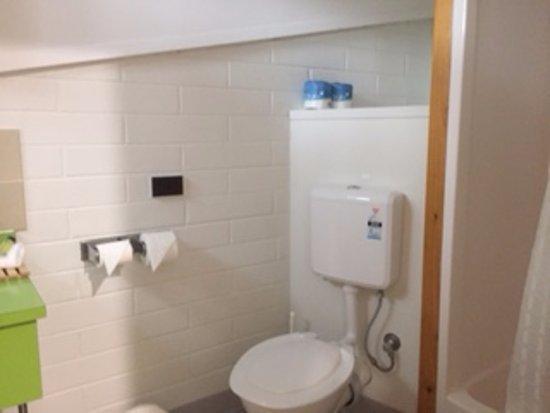 Orford, Australia: Bathroom