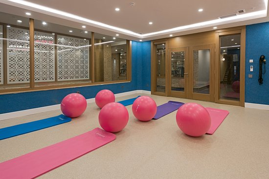 pilates room - Picture of Asia Beach Resort & Spa Hotel, Alanya ...