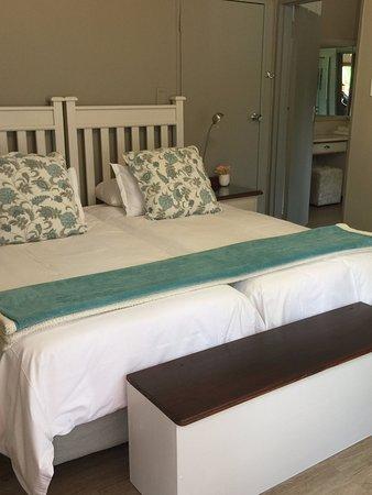 Potchefstroom, Νότια Αφρική: Anne's Place Twin room