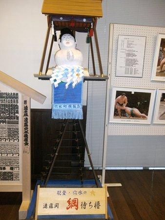 Уезд Ишикава, Япония: 遠藤関展示室-8