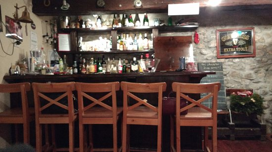 Cisnadioara, Romania: The Lancaster bar
