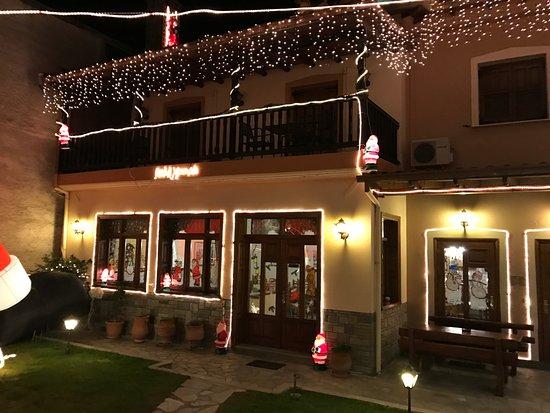 Hotel Tsikeli Adults Only Kalampaka Greece