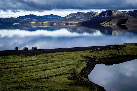 Local Travel South Iceland: South Iceland highlands