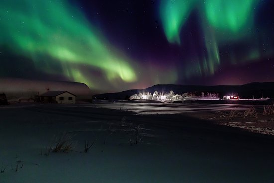 Local Travel South Iceland: Northern Lights