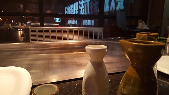Lianyungang, China: HaiBin YiHao Japanese Restaurant