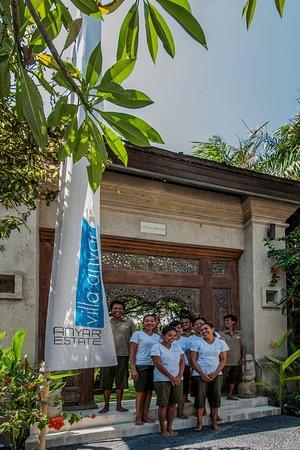 Anyar Estate friendly team