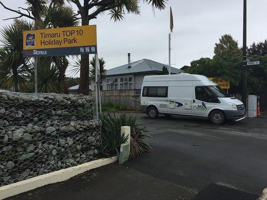 Timaru, Nueva Zelanda: Entrata