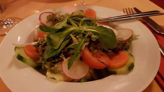 Osterholz-Scharmbeck, Alemania: Salat