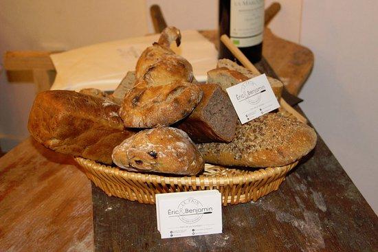 Pan casero y ecológico: fotografía de Le Pain d\'Eric et Benjamin ...