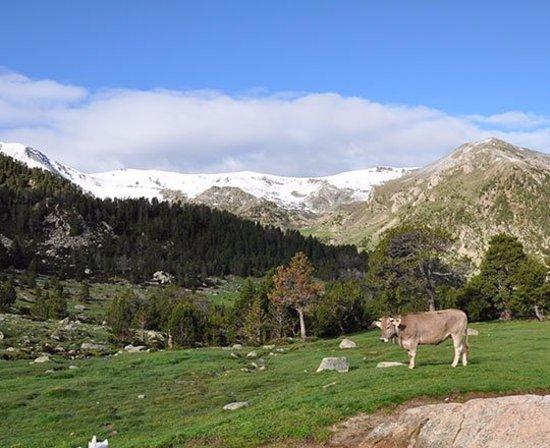 Escaldes-Engordany, Andorra: Itinerari de Perafita
