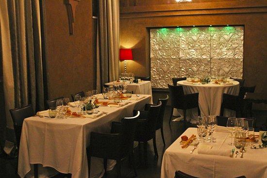 Sala del ristorante paolo teverini foto di hotel tosco - Tosco romagnolo bagno di romagna ...