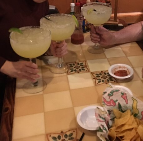 Plaza Mexico: Monster Margaritas