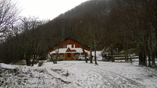Pievepelago, Italy: Il rifugio
