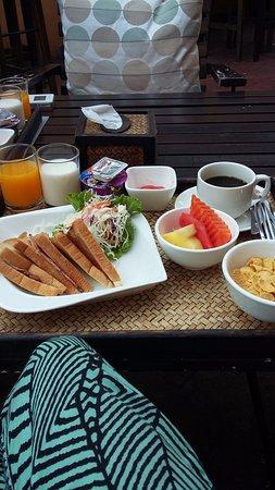 Buddy Lodge Hotel: Desayuno