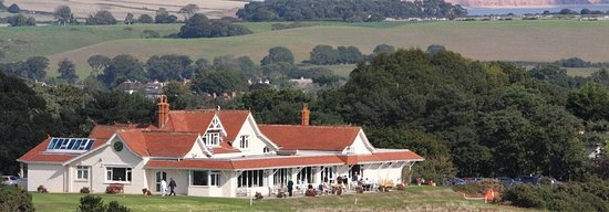 Budleigh Salterton, UK: The Clubhouse as it is today