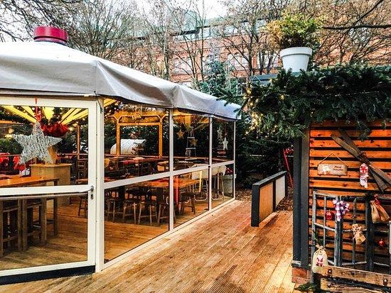 Photo of Restaurant Leibniz Lounge at Wilhelm-busch-str. 2, Hannover 30167, Germany
