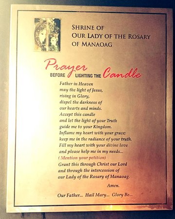 The Prayer Before Lighting Candle Picture Of Minor