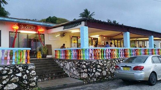 Limited options on Xmas island - Lucky Ho, Christmas Island Traveller  Reviews - TripAdvisor - Limited Options On Xmas Island - Lucky Ho, Christmas Island