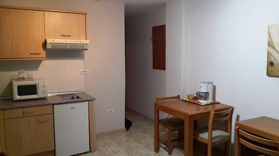 HL Sahara Playa: Wohnzimmer