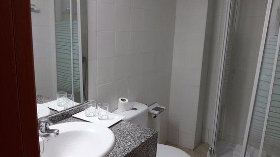 HL Sahara Playa: Bad mit Dusche