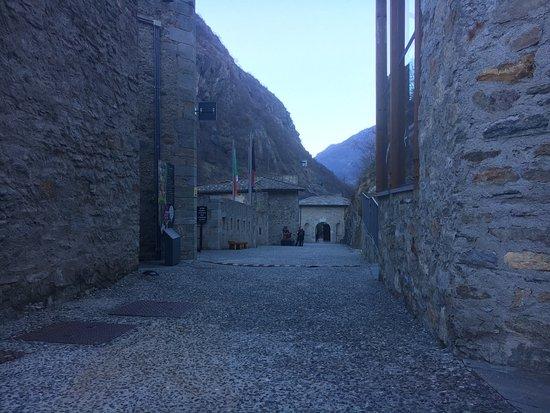 Bard, Italia: Bella esperienza