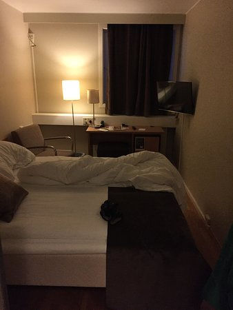 Vadso, Noorwegen: This is a standard double room