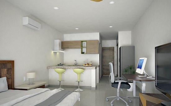 Koox Studio 30 CondHotel