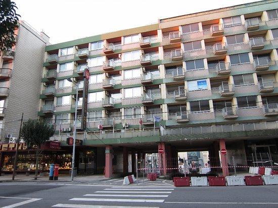 Albergaria Residencia do Vice-Rei: Fachada do hotel