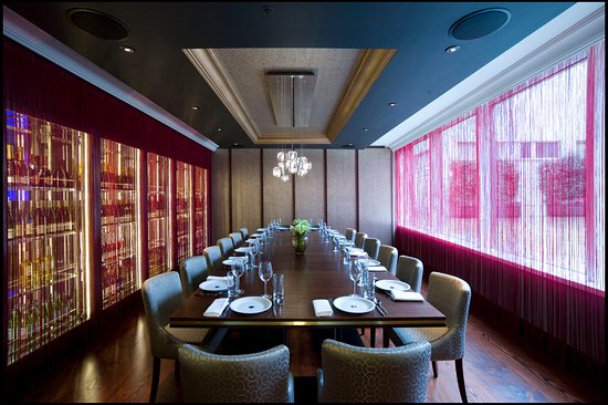 Private Dining Room - Picture of Darbaar Restaurant, London ...