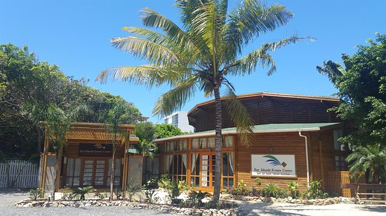 Paradise Beach Hotel: Convention Centre in Roatan