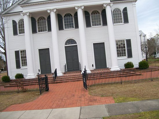 New Bern, NC: Historical homes that you see on the Tour Ride, and they tell you about these Historical Homes.