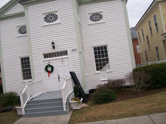 New Bern, NC: Sites that they show you on the Tour and tell you about.