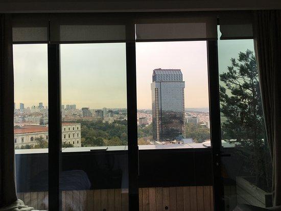 Gezi Hotel Bosphorus: rain!
