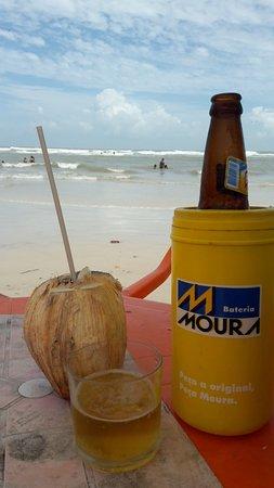 Marapanim, PA: Praia Tranquila!