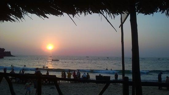 Sinquerim, India: 6.15'ish