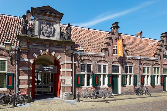 Hotel Lion D'Or: Museums in Haarlem