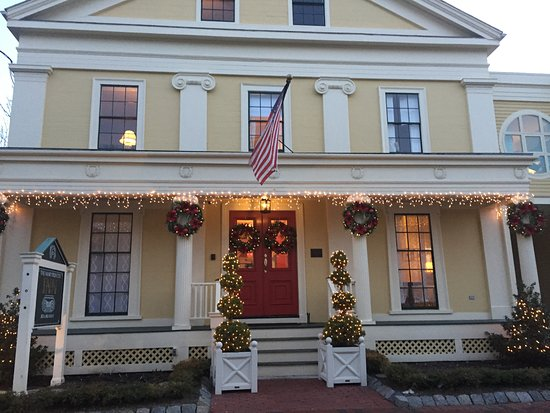 Mary Prentiss Inn at Christmas