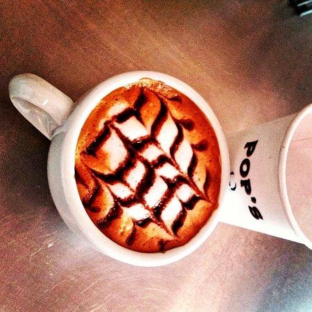 New Rochelle, Nowy Jork: Pop's Espresso Bar