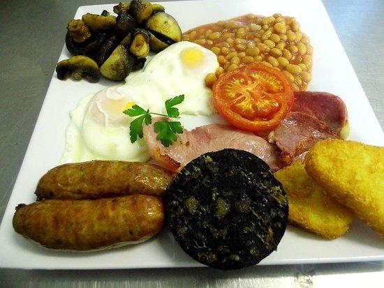 Ντιλ, UK: Our 'Large' all day breakfast