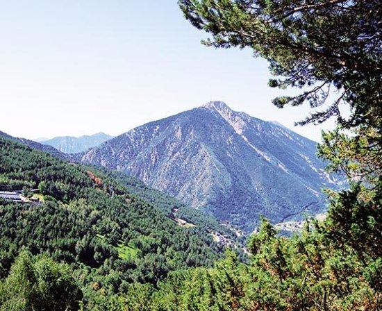 L'aldosa, Andorra: Camí del Solà