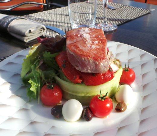 LA TERRASSE DU PLAZA Restaurant Bar Lounge Panoramique à Nice 0493167592