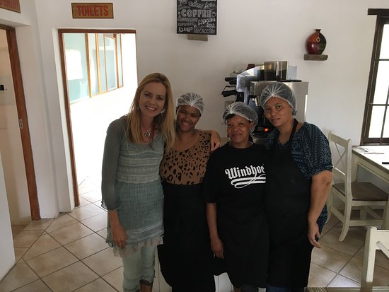 Willowmore, South Africa: Lou's Place