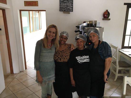 Willowmore, Sudáfrica: Lou's Place