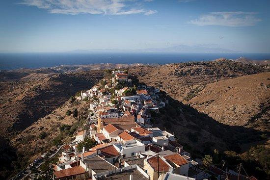 Heavenly View from Kea villas