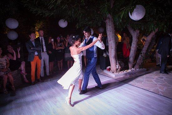 Kea, Grèce : Our tango !!