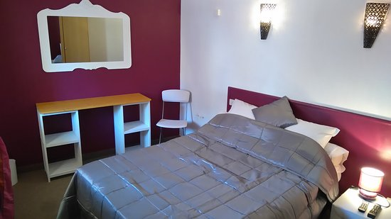 une chambre double au martagon - picture of le martagon, villars
